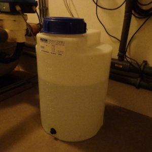 Doseertank 60 liter-0