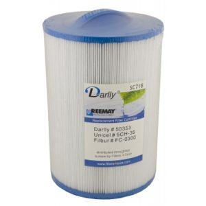 Darlly SC718: Filterdiameter 15 cm / lengte 20 cm / top handle / bodem 3,8 cm FINE male thread (MET STAFFELKORTING!)-0