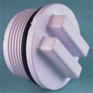 "Hayward plug 1.1/2"" met o-ring-0"