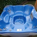 Teuco portable spa model 609 HR (showroommodel!) incl. installatie en bezorging in NL-4335