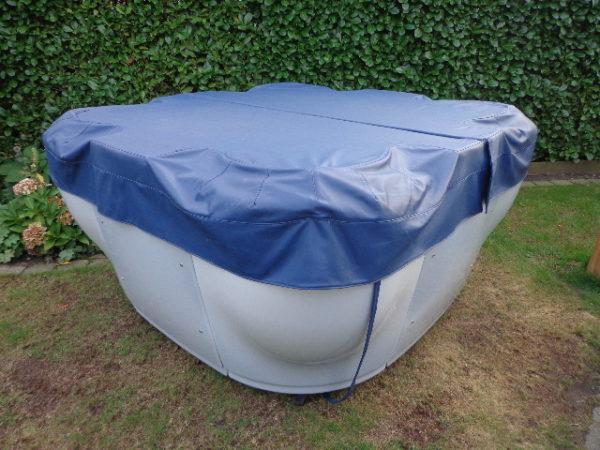 Teuco portable spa model 609 HR (showroommodel!) incl. installatie en bezorging in NL-4337