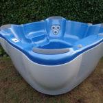 Teuco portable spa model 609 HR (showroommodel!) incl. installatie en bezorging in NL-0