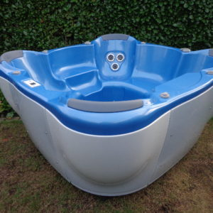 Teuco portable spa model 609 HR (showroommodel!) incl. installatie en bezorging in NL-0