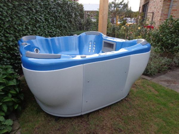 Teuco portable spa model 609 HR (showroommodel!) incl. installatie en bezorging in NL-4336