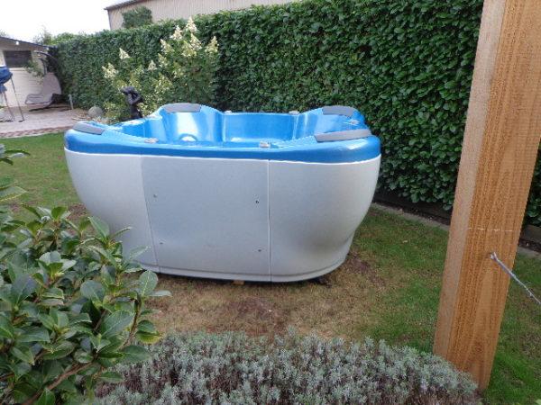 Teuco portable spa model 609 HR (showroommodel!) incl. installatie en bezorging in NL-4331