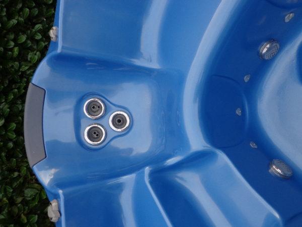 Teuco portable spa model 609 HR (showroommodel!) incl. installatie en bezorging in NL-4338