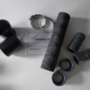 Aqua Easy aansluitset voor zonnepaneel (diam. = 40 mm)-0