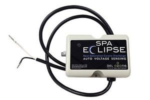 Del Ozone Spa Eclipse Ozonator (230V-50HZ) AMP aansluiting-0