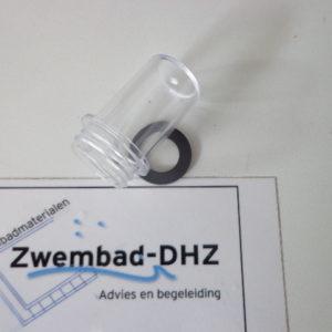 Hayward kijkglaasje met pakking (voor terugspoelventiel)-0