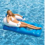 Luchtbed model Classic Pool Lounger-0