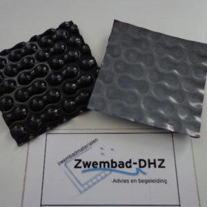 Geobubble EnergyGuard noppenfolie afdekking / 500 micron / 15 m2 en kleiner-0