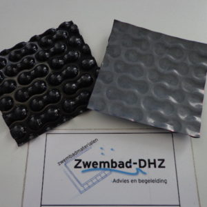 Geobubble EnergyGuard noppenfolie afdekking / 500 micron / 15-35 m2 -0