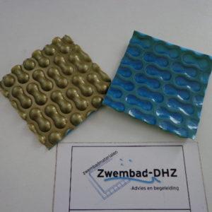 Geobubble Gold noppenfolie afdekking / 500 micron / 15 m2 en kleiner-0