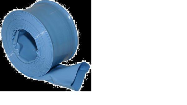 Terugspoelslang 15 mtr / vinyl / plat oprolbaar-0