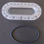 Zichtglas met o-ring voor Astral zandfilter (verzonken model)-0