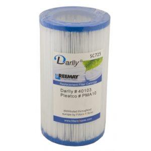 Darlly SC725: Filterdiameter 10 cm / lengte 18 cm / top 6 cm hole / 6 cm hole (MET STAFFELKORTING!)-0