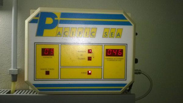 Pacific Sea 70 ionisator (zwembaden tot 70m3) met 3 elektrodes PRIJS OP AANVRAAG-3650