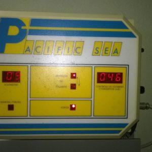 Pacific Sea 100 ionisator (zwembaden tot 100m3) met 4 elektrodes PRIJS OP AANVRAAG-3653
