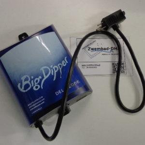 DEL OZONE Big Dipper: CD ozonator voor bovengrondse zwembaden (tot 80m3 inhoud)-0