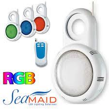 SEAMAID lighting kit (LED verlichting voor op- en inbouw zwembaden) -3692