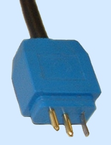 3-pin elektrakabel / J&J connector. Lengte 1.5 mtr-0