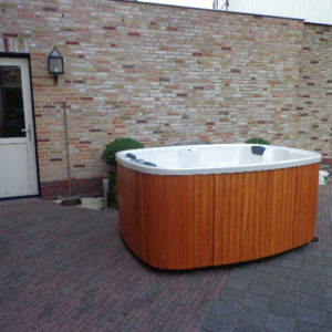 Teuco portable spa model 627 NHR (showroom model) incl. installatie en bezorging in NL-0