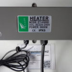 Ethink Spa Heater type ET-H3000-4123