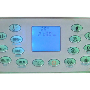 Ethink Spa Control panel KL8-3A-0
