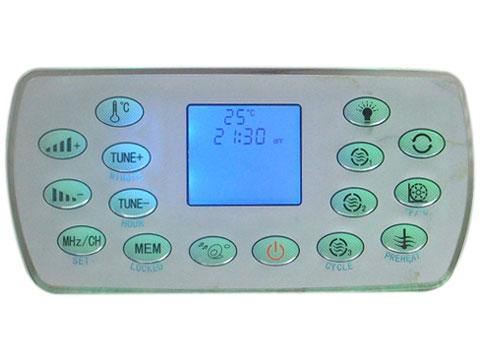 Ethink Spa Control panel KL8-3A-0