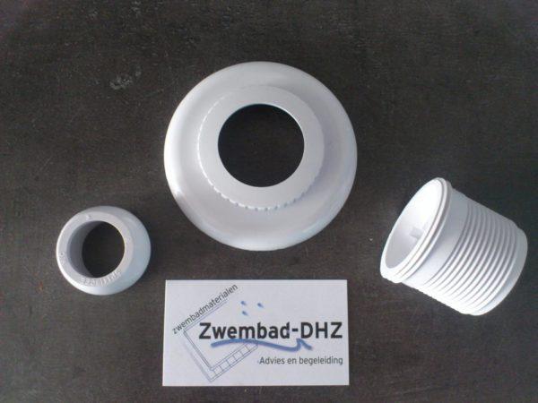 """Hayward nozzle 1.1/2"""" buitendraad (25 mm)-3984"""