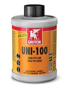 griffon PVC lijm, UNI100 / 1000 ml, met kwast-0