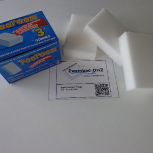 Pool'Gom randreiniger (3 per verpakking)-0