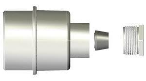 SEAMAID adaptor (ABS) alleen voor de flat projector en mini projector-4153