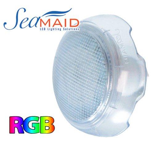 SEAMAID mini projector RGB 12V - 6,5W (11 vaste kleuren en 5 automatische programma's) AAN/UIT FUNCTIE-4154
