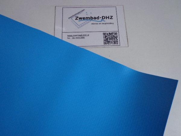 Gewapende zwembadfolie ELBE SBG150 adriablauw (complete rol = 41,25m2)-0
